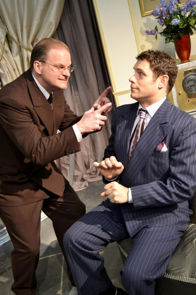 Photo Flash: First Look at Theatre Harrisburg's LEND ME A TENOR