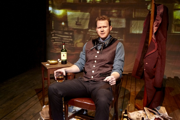 BWW Reviews: Stark Naked Theatre Company's THE GOOD THIEF is Enthralling