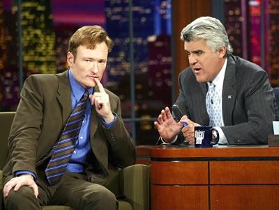 Conan O''Brien, Jay Leno
