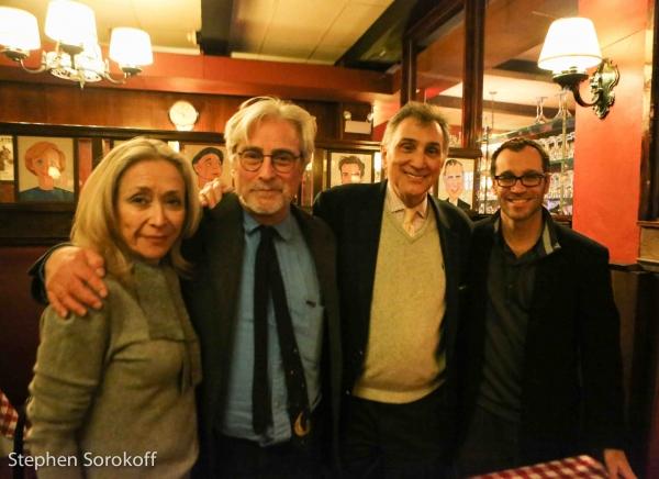 Eda Sorokoff, John Gould Rubin, Jeff Schneider