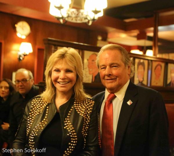 Judy Gilbert & Rod Gilbert