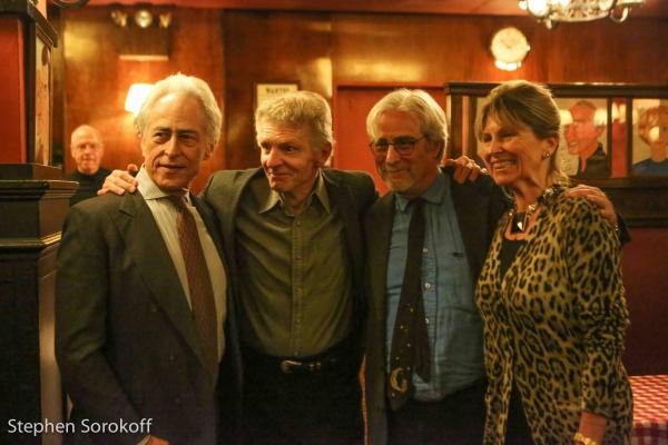 Jeffrey Altshuler, Billy Hayes, John Gould Rubin, Barbara Ligeti