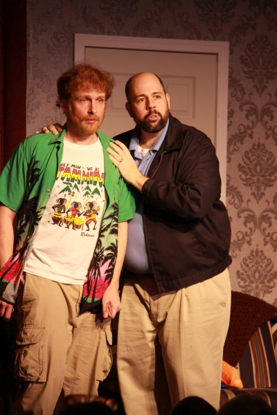 Victor Leggaretta and Erik Hogan