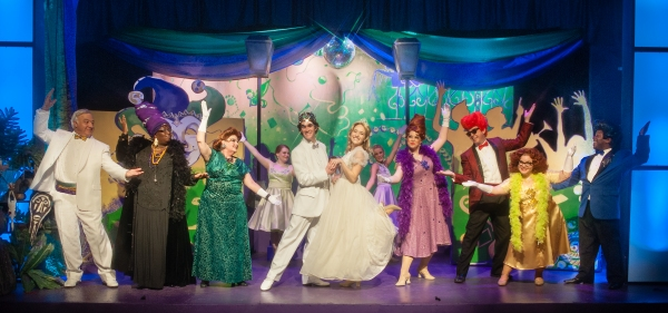 Photo Flash: First Look at Rivertown Theaters' CINDERELLA BATTISTELLA