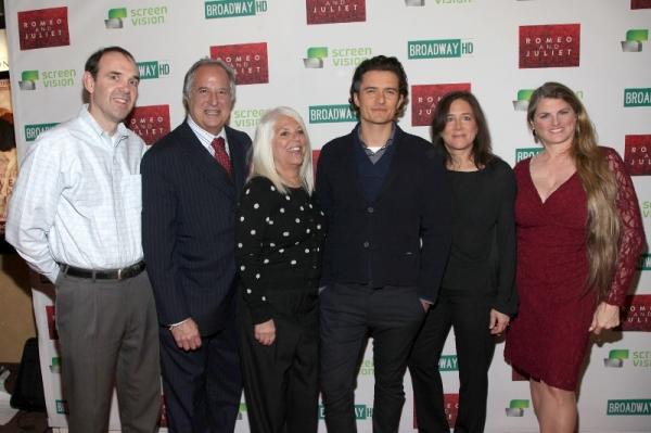 John McCauley, Stewart F. Lane, Ellen Krass, Orlando Bloom, Darryl Schaffer, Bonnie C Photo