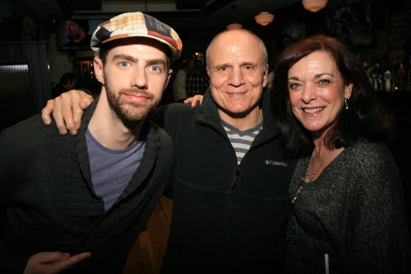 Tom White, Bruno Iannone, Deborah Tranelli Photo