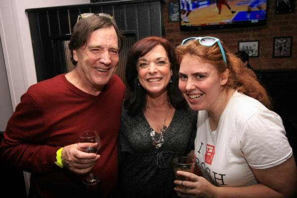 Barry Peak, Deborah Tranelli, Liz Peak Photo