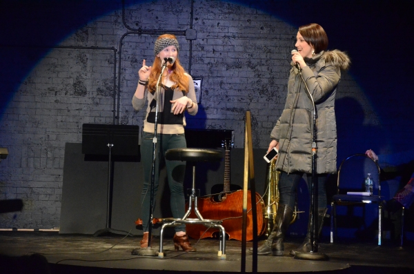 Photo Flash: Madeline Myers Wins First Annual Davenport Songwriting Contest