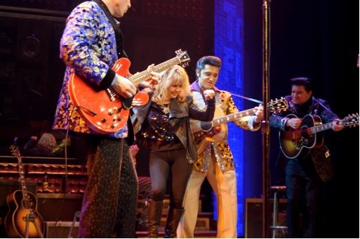 Photo Flash: Pia Zadora Joins Cast of MILLION DOLLAR QUARTET in Vegas