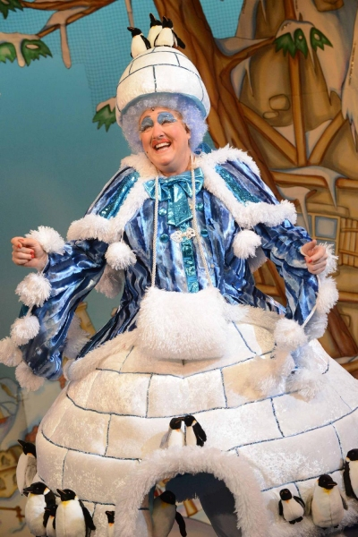 Photo Flash: First Look at JACK AND THE BEANSTALK at Belgrade Theatre