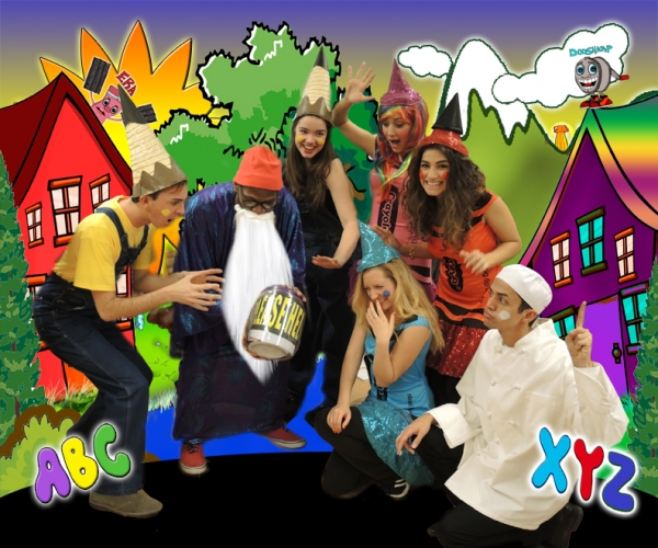 Photo Flash: THE DOOPLES IN THE LAND OF DOO - THE MUSICAL to Play Roy Arias Theater, Begin. 2/28