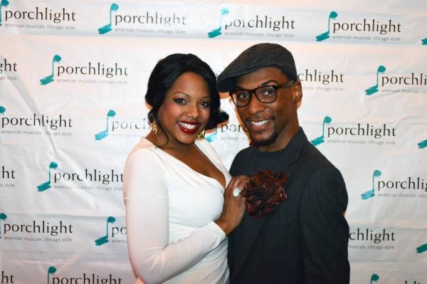 Photo Flash: Porchlight's AIN'T MISBEHAVIN' Celebrates Opening Night