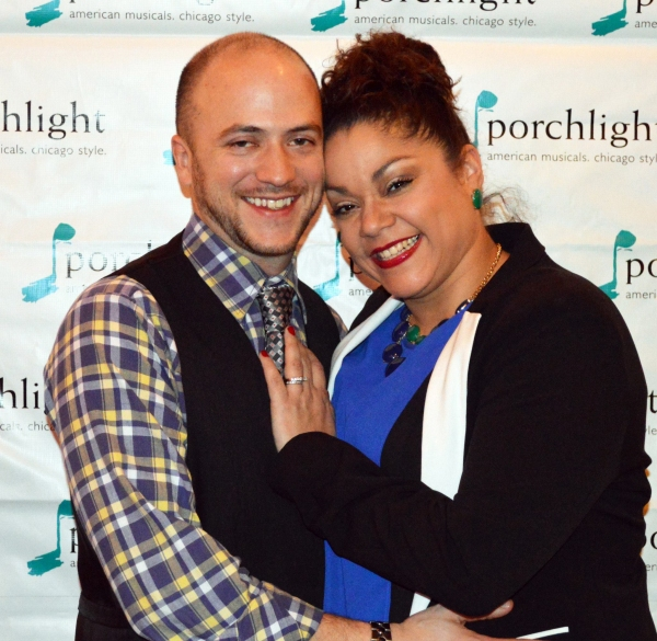 Photo Flash: Porchlight's AIN'T MISBEHAVIN' Celebrates Opening Night