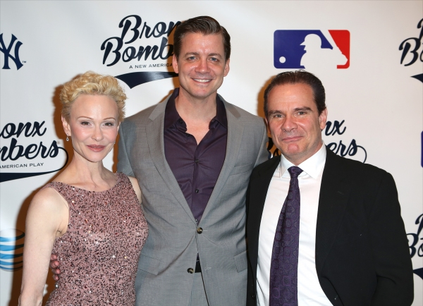 Photo Coverage: BRONX BOMBERS Cast Celebrates Opening Night!