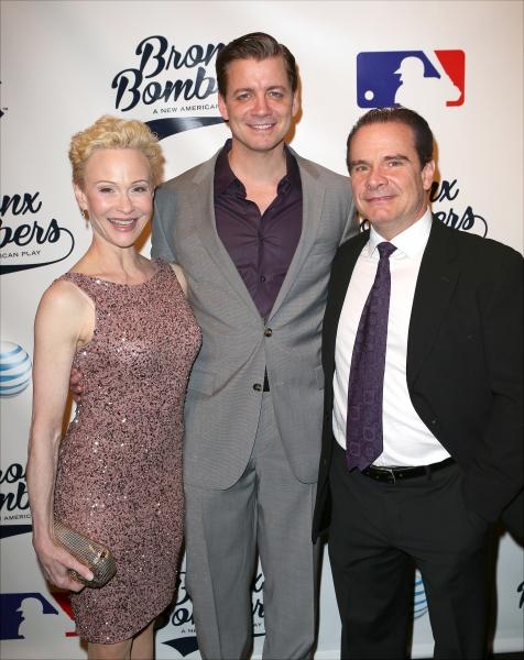 Photo Coverage: BRONX BOMBERS Cast Celebrates Opening Night!