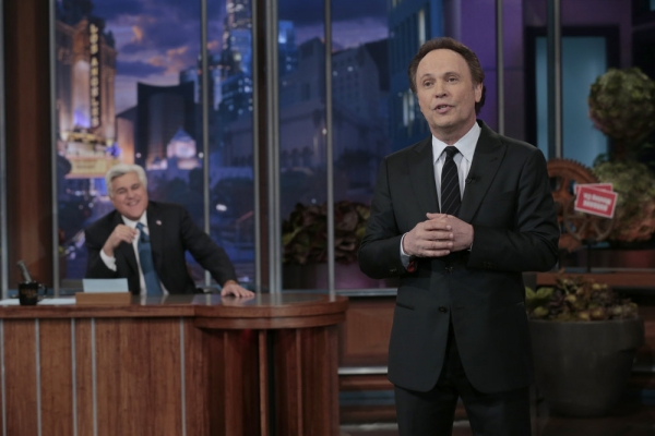 Photo Flash: Oprah, Billy Crystal, Marc Shaiman & More Say Farewell to JAY LENO