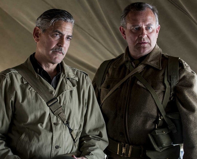 Review Roundup: George Clooney & Matt Damon Star in THE MONUMENTS MEN