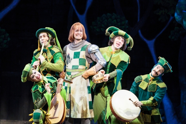 BWW Reviews: 5th Avenue's SPAMALOT - As Close to Broadway as You're Going to Get