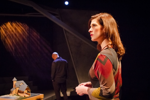 Photo Flash: First Look at Artists Rep's THE MONSTER-BUILDER