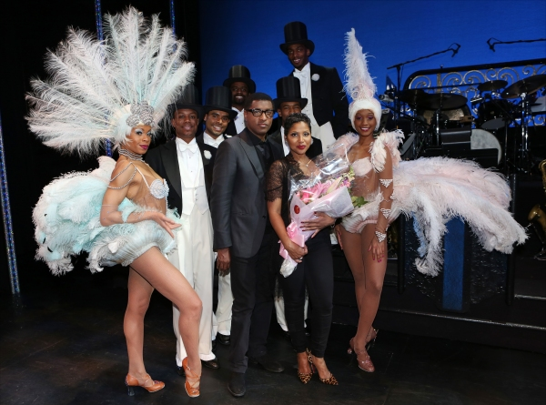 Photo Coverage: Incoming AFTER MIDNIGHT Stars Babyface & Toni Braxton Celebrate Album Release!