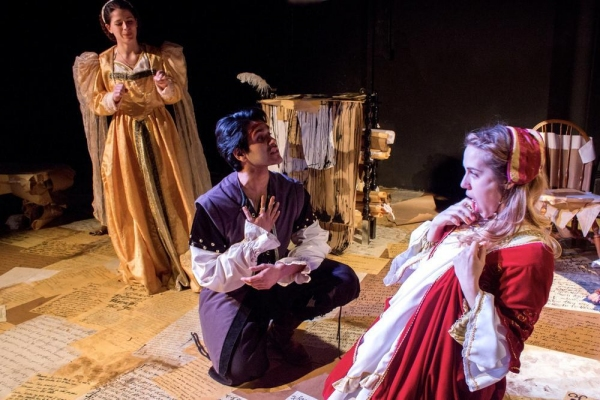 Photo Flash: First Look - First Floor Theater's THE RECKONING OF KIT AND LITTLE BOOTS, Opening Tomorrow