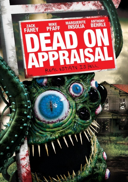 Photo Flash: DEAD ON APPRAISAL Artwork Revealed; VOD Release Set for 3/1