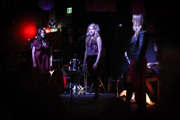 Samantha Eve, Katharine McDonough, Jamie Mills Photo
