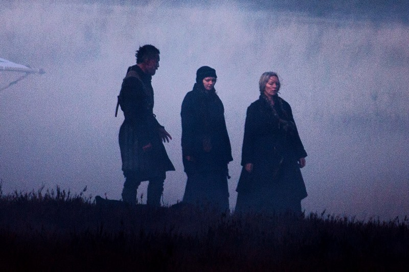 First Look At MACBETH Starring Michael Fassbender & Marion Cotillard