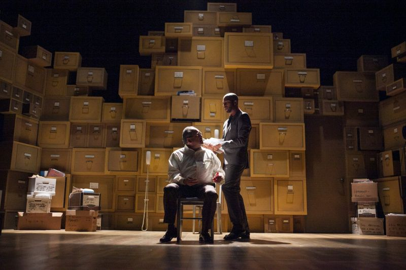 BWW Reviews: Theater J's YELLOW FACE is Entertaining and Thought-Provoking