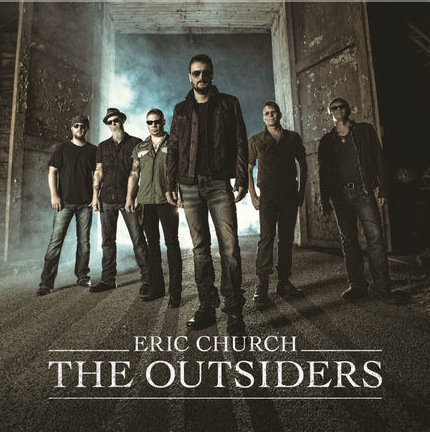 Top Tracks & Albums: Eric Church's THE OUTSIDERS Bumps FROZEN Out of Top Spot on iTunes, Week Ending 2/16