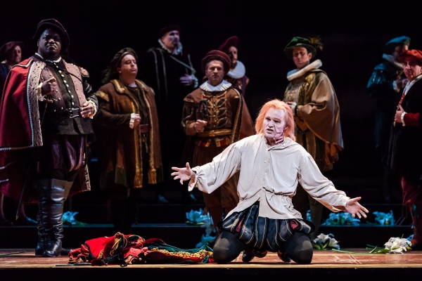 BWW Reviews: Houston Grand Opera's RIGOLETTO is Sung Well but Flatly Acted