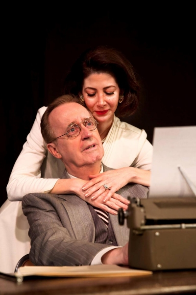 Photo Flash: First Look at Theatre Southwest's THE COLUMNIST
