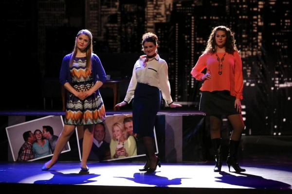 Photo Flash: First Look - COMPANY at Jewish Community Center's White Theatre