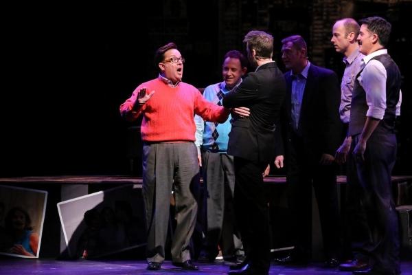 Curt Crespino as Peter, Kevin Bogan as Harry, Joel Morrison as Bobby, John Edmonds as Paul, Mark Murphy as David, Kipp Simmons as Larry
