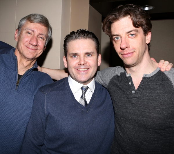 Photo Coverage: Christian Borle, Rachel York & More Wrap Up LITTLE ME at Closing Night After Party