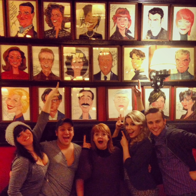 BWW Blog: Sherz Aletaha of Off-Broadway's DISASTER! - Come Play With Us!