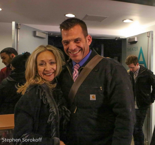 Eda Sorokoff & Tom Judson