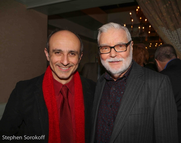 Photo Coverage: THE TRIBUTE ARTIST Cast Celebrates Opening Night