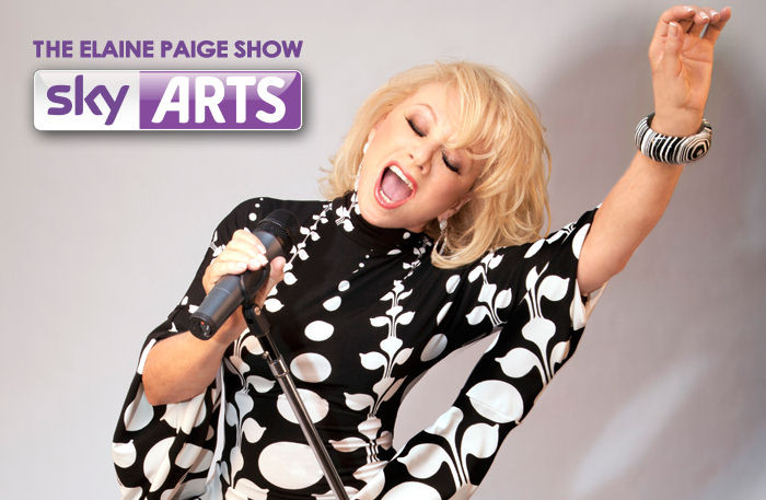 ELAINE PAIGE to Host New Sky Arts TV Series; Musical Theater Stars to Guest