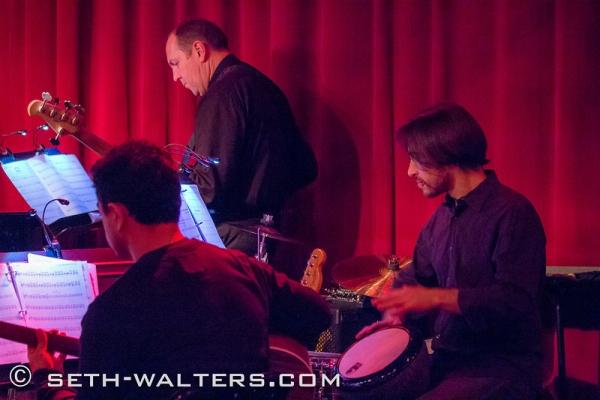 Photo Flash: Kerry Butler, Robin de Jesus & More Join Tim Rosser & Charlie Sohne at Birdland