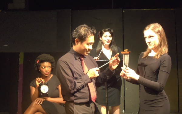 Photo Flash: First Look at CORE Theatre's THE POE PROJECT, Playing Midwinter Madness on 2/28 & 3/1