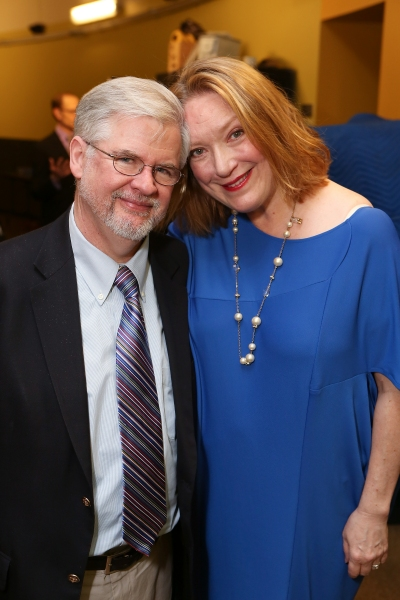 Photo Flash: Inside Opening Night of CTG's 'VANYA AND SONIA' with Director David Hyde Pierce, Christine Ebersole, Kristine Nielsen & More