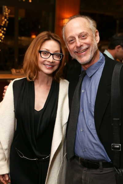 Sharon Lawrence, Mark Blum