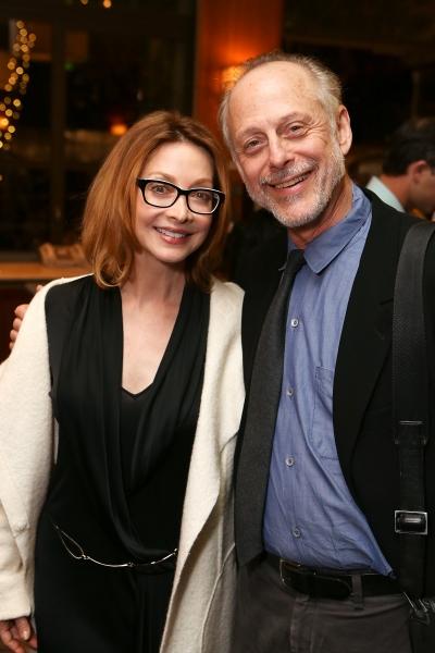 Sharon Lawrence, Mark Blum