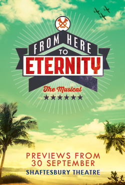 Tim Rice Confirms FROM HERE TO ETERNITY Cast Recording