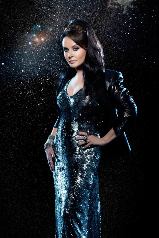 Sarah Brightman Discusses Singing In Space & Vocal Health