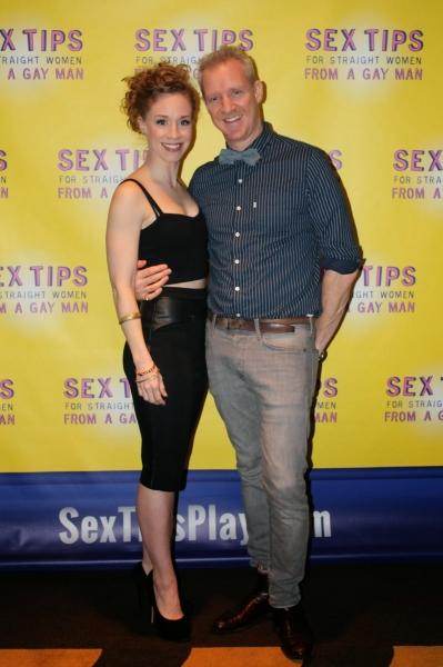 Lindsay Nicole Chambers, Chris Barron