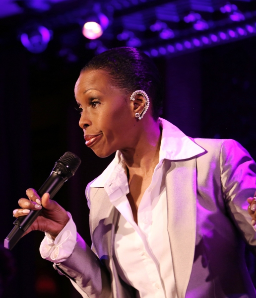Photo Coverage: Brenda Braxton Previews SMOKEY JOE'S CAFE Reunion at 54 Below