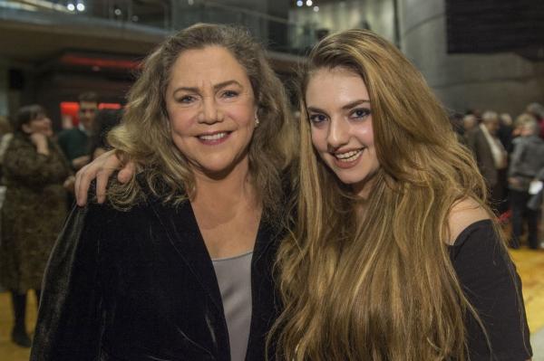 Kathleen Turner and daughter Rachel Ann Weiss