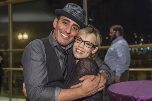 Nehal Joshi and Erin Weaver